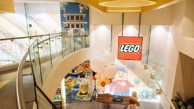 01b521e8 Lego opens first Australia flagship store in Sydney